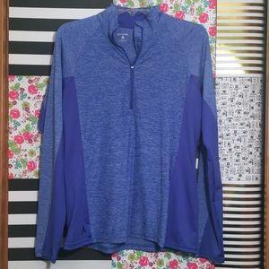 NWOT  Antigua 1/4 zip pullover